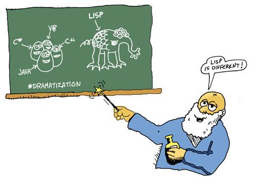 lisp programming language book pdf