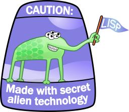 caution!! contain lisp!